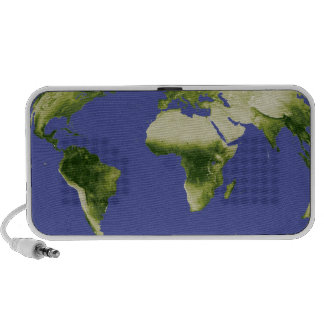 The Normalized Difference Vegetation Index iPhone Speakers