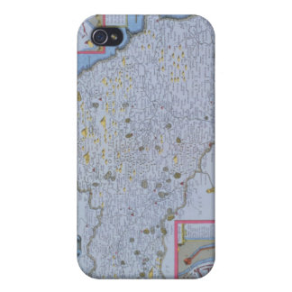 The North and East Ridings of Yorkshire Cases For iPhone 4