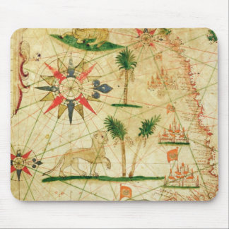 The North Coast of Africa Mouse Mat