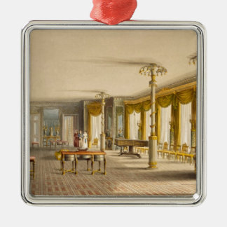 The North Drawing Room, or Music Room Gallery from Christmas Ornament