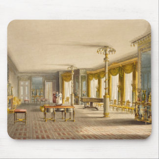 The North Drawing Room, or Music Room Gallery from Mouse Mat