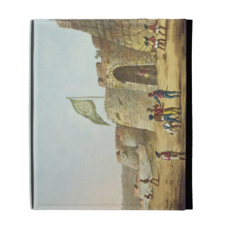The North Entrance into the Fort of Bangalore, pla iPad Cases