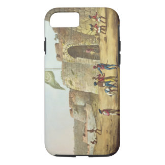 The North Entrance into the Fort of Bangalore, pla iPhone 8/7 Case
