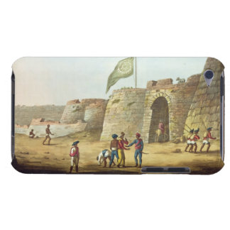 The North Entrance into the Fort of Bangalore, pla iPod Touch Cover