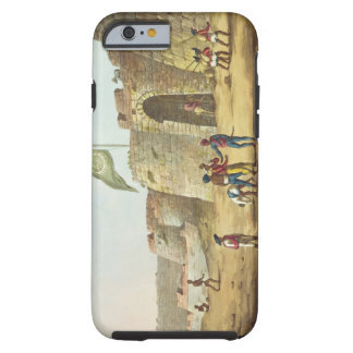 The North Entrance into the Fort of Bangalore, pla Tough iPhone 6 Case