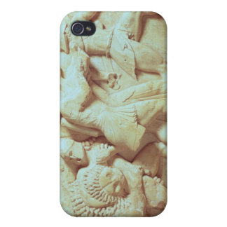 The north frieze of the Siphnian Treasury iPhone 4 Cover