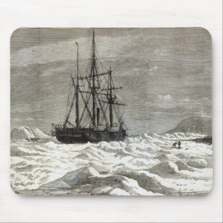 The North Pole Expedition Mouse Pad