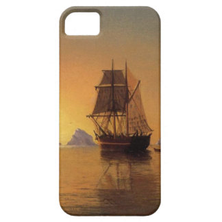 The North Pole scenery iPhone 5 Cover