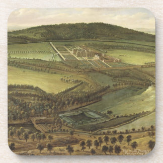 The North Prospect of Hampton Court, c.1699 (oil o Coaster