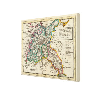 The Northeast part of Germany Canvas Print