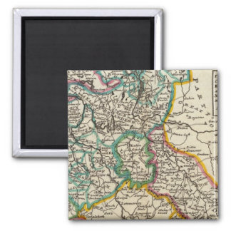 The Northeast part of Germany Magnet