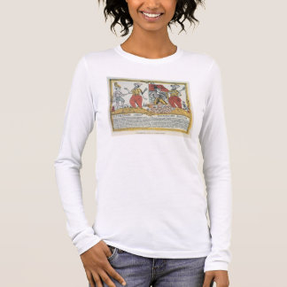 The Nose and the Frost, Russian, late 18th century Long Sleeve T-Shirt
