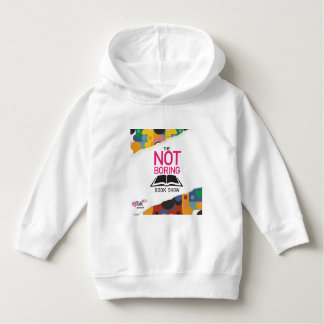 The Not Boring Book Show Kid's Hoodie
