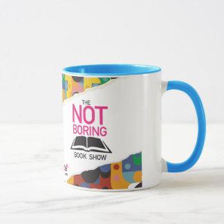 The Not Boring Book Show Ringer Mug