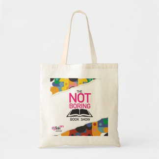 The Not Boring Book Show Tote Bag