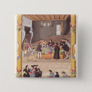 The Notaries and the King's Secretaries 15 Cm Square Badge
