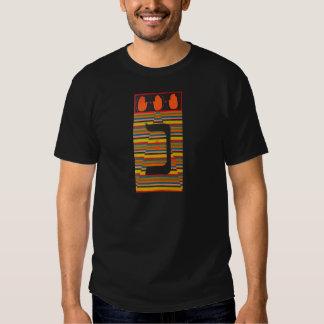 The Noun Letter - Hebrew alphabet T-shirts