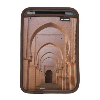 The now ruined and partly restored Tin Mal Mosque iPad Mini Sleeve