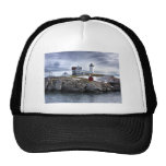 "The ""Nubble"" Cape Neddick lighthouse York, Maine Trucker Hats"