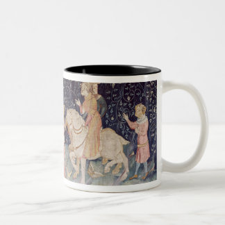 The Number of the Beast Two-Tone Coffee Mug