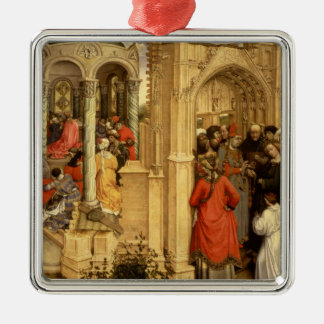 The Nuptials of the Virgin Christmas Ornament