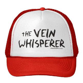 The Nurse Vein Whisperer Trucker Hats