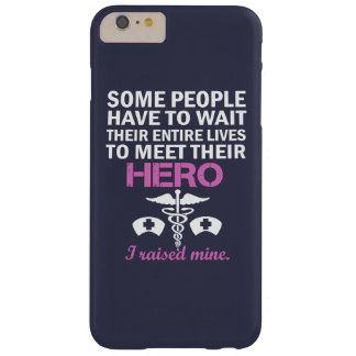THE NURSE'S MOM BARELY THERE iPhone 6 PLUS CASE