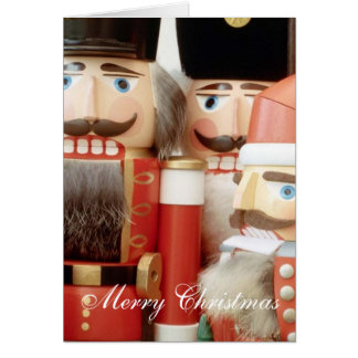 The Nut Crackers Card