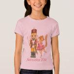 The Nutcracker Ballet Girls T-shirt