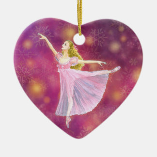 The Nutcracker Ballet Ornament - Clara