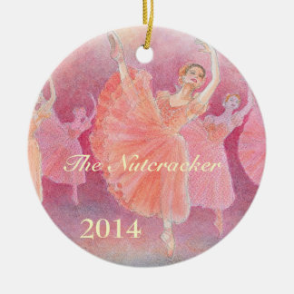 The Nutcracker Ballet Ornament - Commemorative