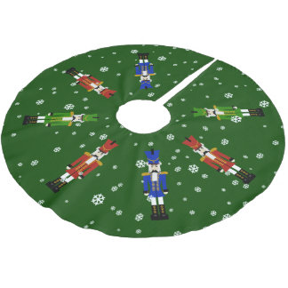The Nutcracker Brushed Polyester Tree Skirt