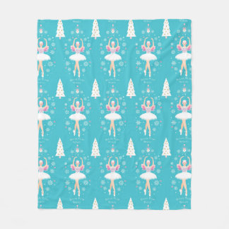 The Nutcracker Home Decor - Mix and Match Fleece Blanket