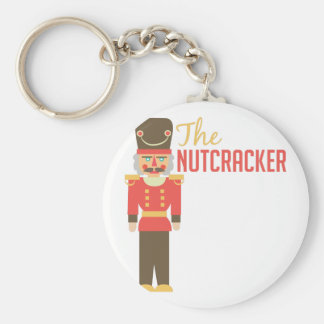 The Nutcracker Key Ring