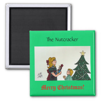 The Nutcracker Magnet