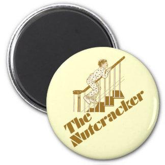 The Nutcracker Refrigerator Magnets