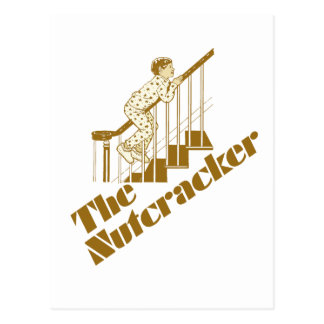 The Nutcracker Postcard