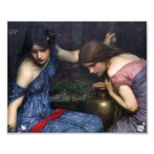 The Nymphs Finding Orpheus Photo Art