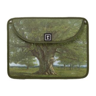 The Oak of Flagey, called Vercingetorix Sleeve For MacBooks
