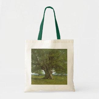 The Oak of Flagey, called Vercingetorix Tote Bag