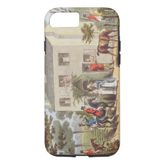 The Oakland Cottages, Cheltenham, or Fox Hunters a iPhone 8/7 Case
