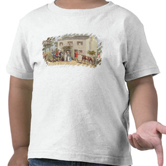 The Oakland Cottages, Cheltenham, or Fox Hunters a T-shirts