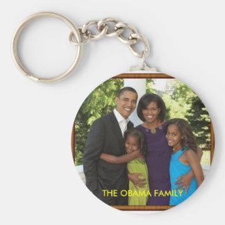 THE OBAMA FAMILY KEY RING