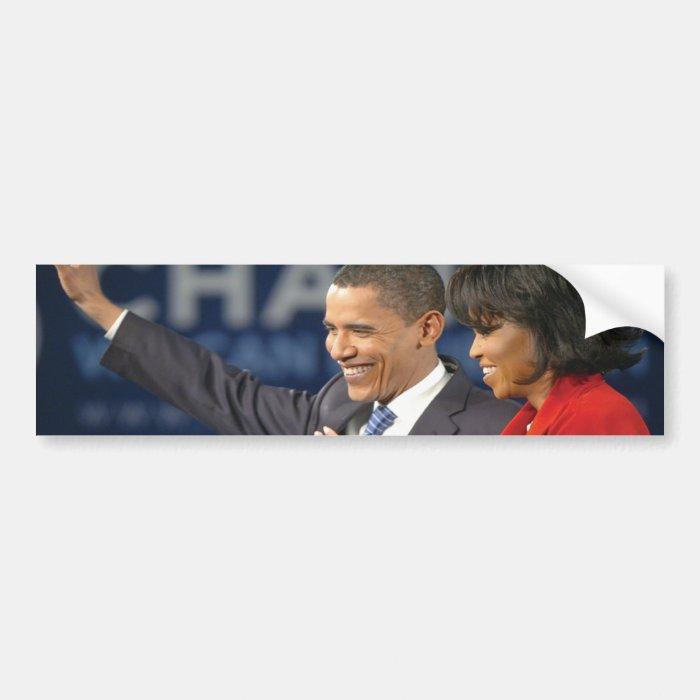 The Obamas Bumper Sticker