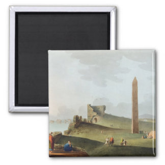 The Obelisks at Alexandria, called Cleopatra's Nee Magnet