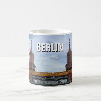 The Oberbaum Bridge, BERLIN Coffee Mug
