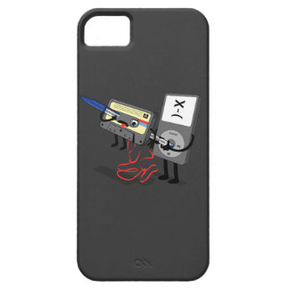 The Obsoletes (Retro Floppy Disk Cassette Tape) Case For The iPhone 5