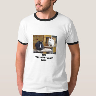 """The """"OBunny"""" Camp T-Shirt"""