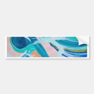 The Ocean Calls Bumper Sticker