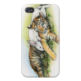 THE ODD COUPLE iPhone 4/4S CASES